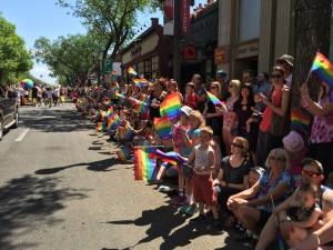 Pride Edmonton 2015