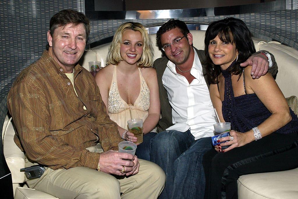 Britney Spears Jamie Lynne